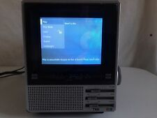 Vintage TMK Toyomenka Portable Color TV Model 755C With TMK Ac Adapter, EC