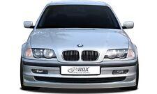 Frontspoiler BMW E46 Limousine / Touring (bis 2002) Frontlippe Front Ansatz Spoi
