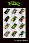 NEW THE HULK PHONE CASES FOR SAMSUNG S3 S4 S5 & S4 MINI MARVEL AVENGERS COMICS