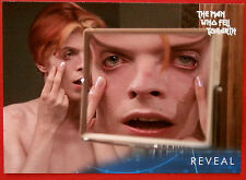DAVID BOWIE - The Man Who Fell To Earth - Card #33 - Reveal - Unstoppable 2014