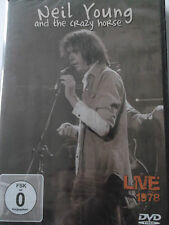 Neil Young and crazy Horse - Live 1978 - Tonight's the Night, Cinnamon Girl
