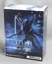 Square PLAY ARTS Kai Aliens Colonial Marines No.1 Lurker figure