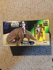 NIB Star Wars Trilogy Edition TPOTF Dewback And Sandtrooper.