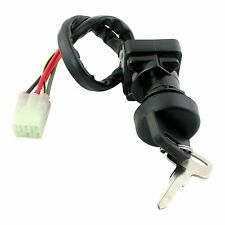 Ignition Key Switch Suzuki LTA 400 Eiger Automatic 2002 2003 2004 2005 2006 2007