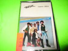 NEW FACTORY SEALED: DASH ~ TOTALLY CONNECTED/ T-CONNECTION ~ CASSETTE TAPE