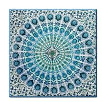 BLUE MOROCCAN DESIGN Ceramic WATERPROOF WALL FEATURE Tile Coaster97873598