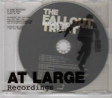 (GT913) The Fallout Trust, Before The Light Goes - 2005 DJ CD