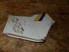 CAPOT FILTRE A AIR HUSQVARNA 250 CR 1985