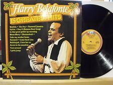 "★★ 12"" LP - HARRY BELAFONTE - 15 Greatest Hits - MP Records / England"