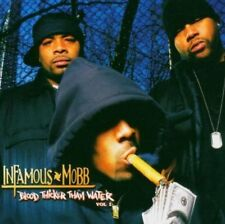 Infamous Mobb - Blood Thicker Than Water Vol.1, 2x CD; sehr gut