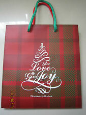 Christmas @ Parkson Small Recycle Paper Shopping Bag 1 pcs