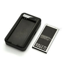NEW 2800mAh  Battery+Charger For Samsung Galaxy S5 I9600 G900A G900F G870