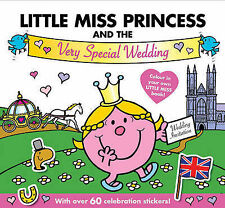 NEW LITTLE MISS PRINCESS and the VERY SPECIAL WEDDING activity BRIDESMAIDS ideal