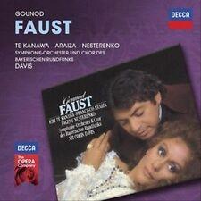 Decca Opera: Gounod: Faust [3 CD], New Music