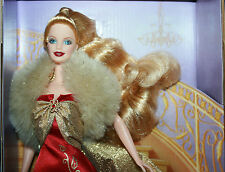 BARBIE GLAMOROUS GALA FROM MATTEL 2003 SUPPORTING CHILDREN IN ARTS CAUCASIAN
