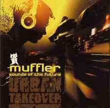 MUFFLER - Soundz Of The Future - CD NEW- Urban Takeover - DnB Jungle Drum n Bass