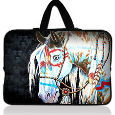 """Horse 16"""" 17"""" 17.3"""" Laptop Sleeve Bag Notebook Case Pouch For Fujitsu Dell Razer"""