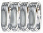 4X OEM Lightning USB Cable For Apple iPhone 6s Plus 6 5s Data Sync Charger