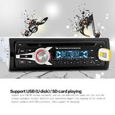 Universal Auto Car Stereo Radio CD DVD VCD MP3 Player FM Aux Input SD/USB E7Y9