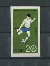 Rda ph 1406 Olympia 1968 phases pression phase finale de football soccer football proof p24