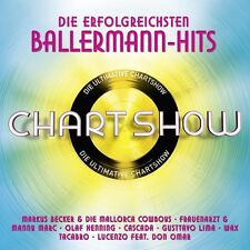 DIE ULTIMATIVE CHARTSHOW - BALLERMANN HITS 2 CD NEU