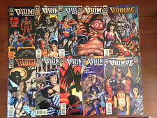 PRIMAL FORCE COMIC LOT 10 ISSUES DC COMICS (ZERO HOUR)