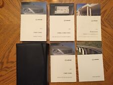 2010 Lexus LS460/LS460L Owner's Manuals Stock #052