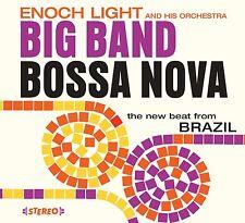Enoch Light: Big Band Bossa Nova + Let's Dance Bossa Nova (2 Lps On 1 Cd)