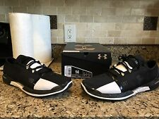 Under Armour Speed form AMP Men's Running / Training Shoes Black / White