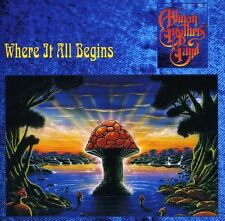 The Allman Brothers Band - Where It All Begins [New CD]