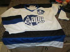 Mustang Hockey Association Alaska Hockey Jersey - White - Youth Large