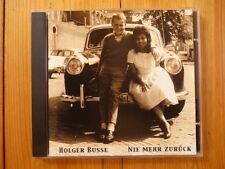 Holger Busse Nie mehr zurück ROSE VALLEY RECORDS CD  RAR!