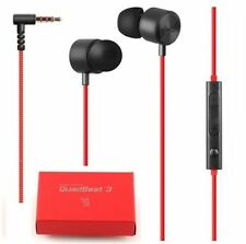 Genuine LG G5 G4 G3 G2 Quad beat 3 in ear Headphones Quadbeat 3 Headset Black