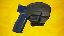 HOLSTER BLACK KYDEX SPRINGFIELD XDM 3.8 OWB Outside Waistband