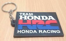 NEW HONDA RACING TEAM MOTORCYCLE HRC KEYCHAIN MPTOR SPORT RACING RUBBER RU108