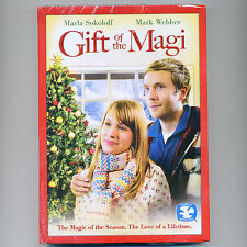 Gift of the Magi Hallmark family Christmas TV movie, new DVD Sokoloff Mark Weber