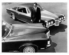 1969 Pontiac Grand Prix & John DeLorean Photo Poster zub4418-4I8L59