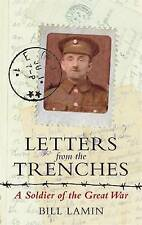 Letters From The Trenches A Soldier Of Great War Book By Bill Lamin English New