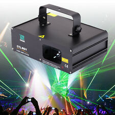 310mW RGY DMX LASER effetto luci disco discoteca feste party stage lighting