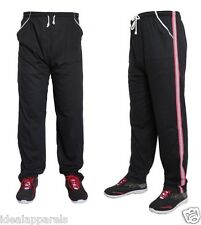Mens Sports/Casual High Quality Track pants-BLACK Colour-100% Cotton