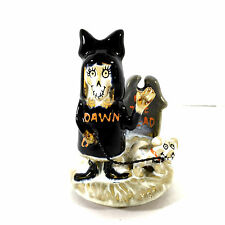 Yankee Candle Boney Bunch Dawn Of The Dead Jar Candle Topper 2014 New Halloween