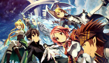 116 Sword Art Online  PLAYMAT CUSTOM PLAY MAT ANIME PLAYMAT FREE SHIPPING