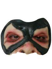 Troll Half Face Mask Latex Fancy Dress Adult