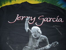 JERRY GARCIA BAND JGB LIVE 1988 CONCERT PHOTO TIGER GUITAR T-SHIRT-MEDIUM-NEW