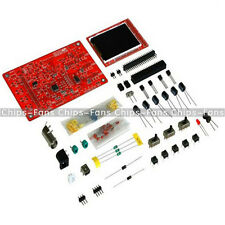 "DSO138 2.4"" TFT Digital Oscilloscope Kit DIY parts ( 1Msps ) with probe New UK"