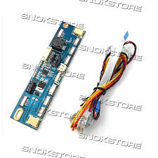 1x LED INVERTER FOR LED PANEL UNIVERSAL 6-20V LED CONSTANT CURRENT BOARD 15-24""