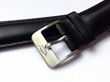 New 20mm Fortis Genuine Leather Gents Watch Strap/Bracelet