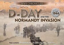 Chronicles History Gift Box with Book and Timeline: D-Day and the Normandy...