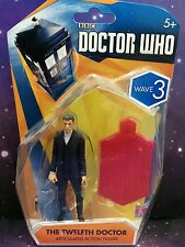 "DOCTOR WHO 3.75"" BOXED FIGURE - THE 12th TWELFTH DOCTOR ( PETER CAPALDI )"
