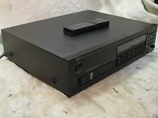NAKAMICHI CDC-3 NEAR MINT 6 DISC HI-FI CD PLAYER SERVICED UNIVERSAL VOLTAGE